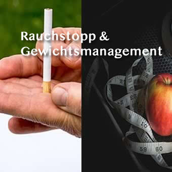 Rauchstopp und Gewichtsmanagement